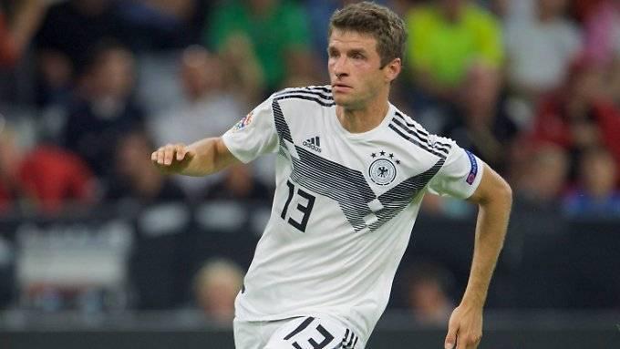 DFB-Team kickt weiterhin im Adidas-Dress