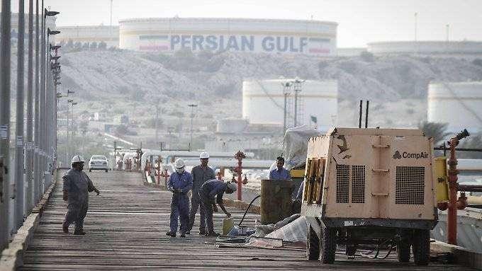 Iran will US-Ölembargo umgehen