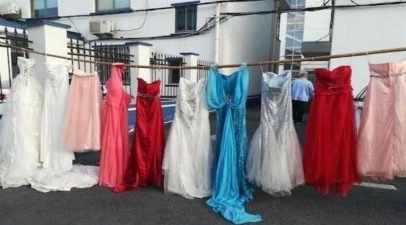 يسرق عشرات فساتين الزفاف ليستعيد ذكريات زواجه