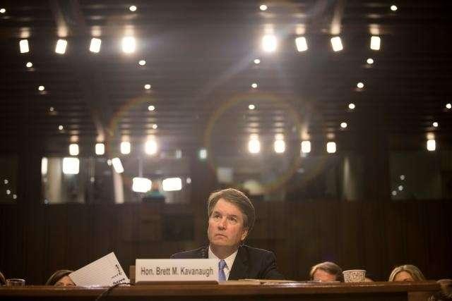 Kavanaugh, accuser face scrutiny at Senate hearing