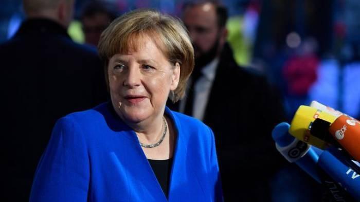 Merkel en visite à Alger, lundi