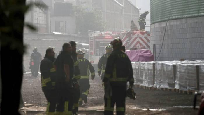Ciudad de México: Al menos seis heridos por una explosión en un restaurante (FOTOS)