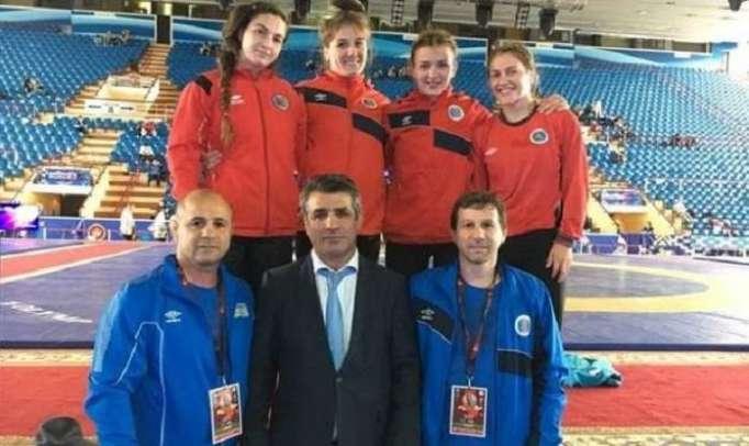 Güləşçilərimiz Minskdən 11 medalla qayıdır