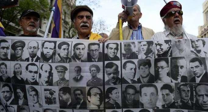 Relator de la ONU pide a España que juzgue a responsables de crímenes del franquismo