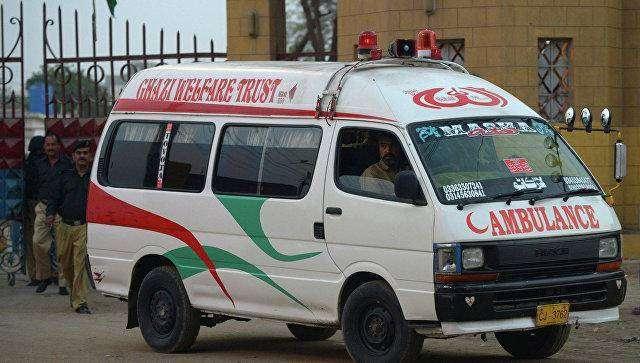 Pakistanda qatar qəzası, yaralılar var