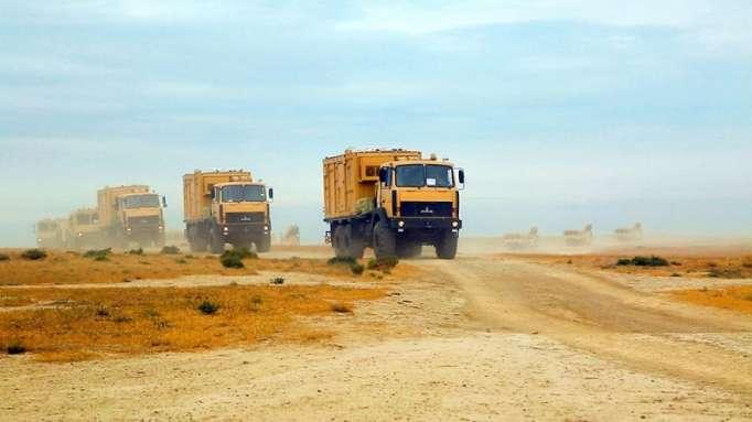 New batch of Polonez weapons arrives in Azerbaijan
