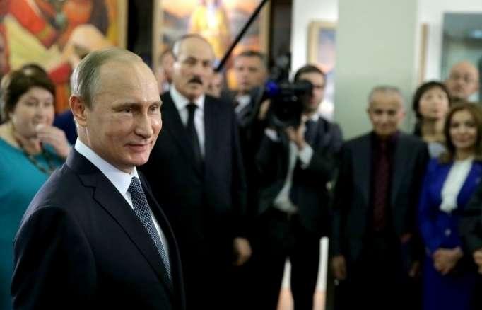 Putin bu gün Bakıya gəlir