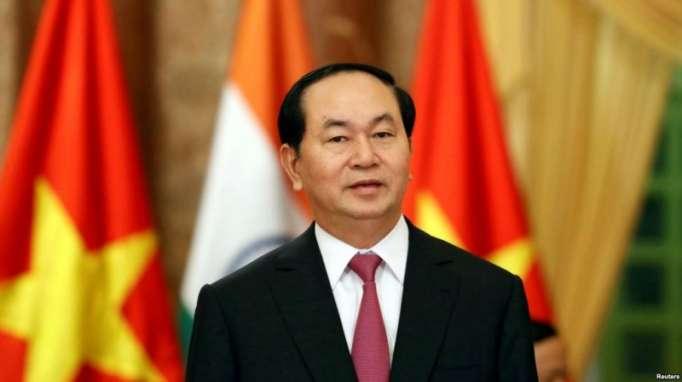 Vietnam President Quang dead