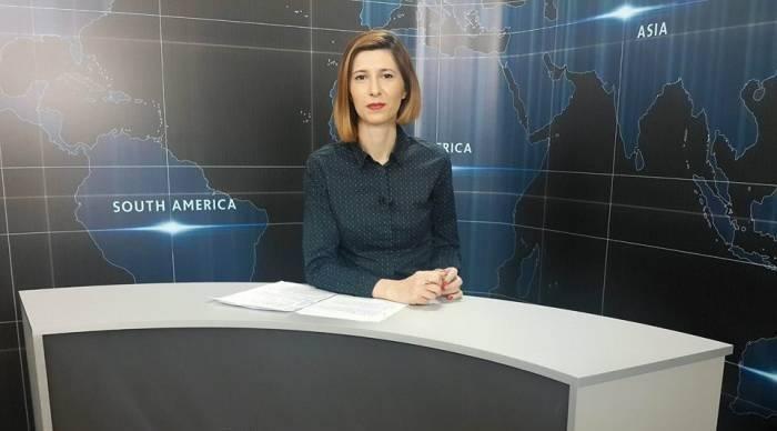 AzVision News: İngiliscə günün əsas xəbərləri (14 sentyabr) - VİDEO