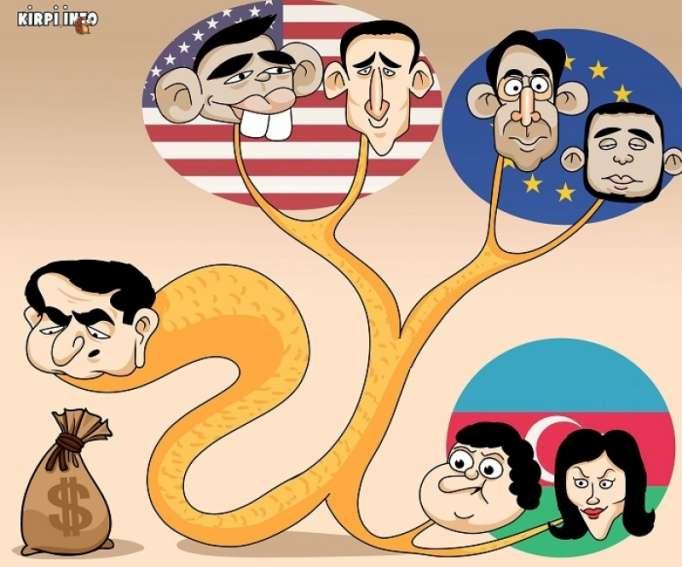 Siyasi ət #4: Altı quyruqlu ilan – VİDEO
