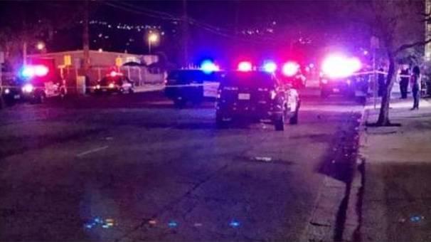 ABŞ-da silahlı hücum:10 nəfər yaralanıb
