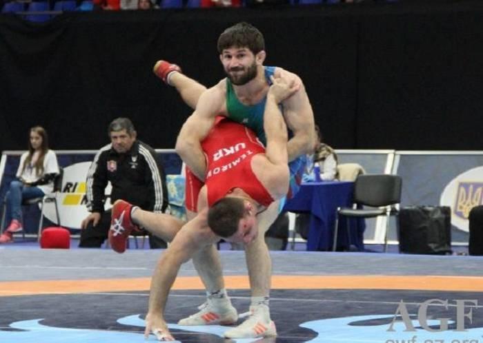 Taleh Məmmədov qızıl medal qazanıb