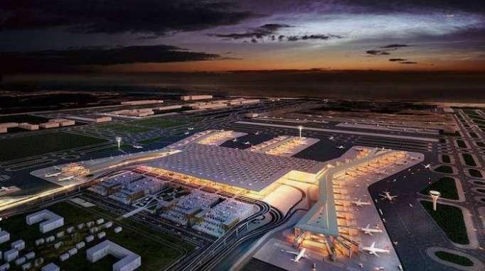 Turquie: le 3ème aéroport d