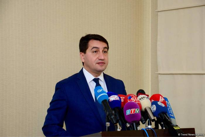 """Pashinyan's statement – undermines negotiation process mediated by OSCE MG Co-Chairs"""