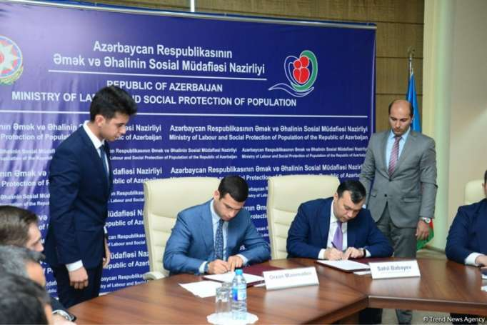 "Azerbaijani Agency for Development of SMEs to implement ""single window"""