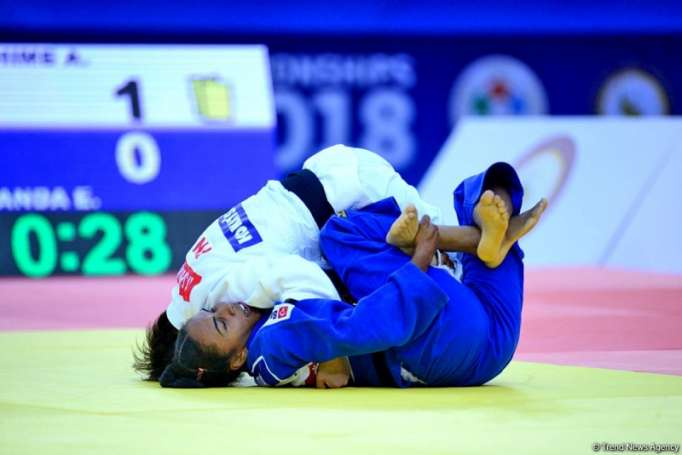 World Judo Championships wrapping up in Baku