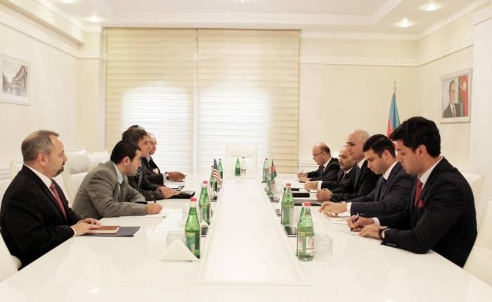 Azerbaijan announces priority spheres for US investments