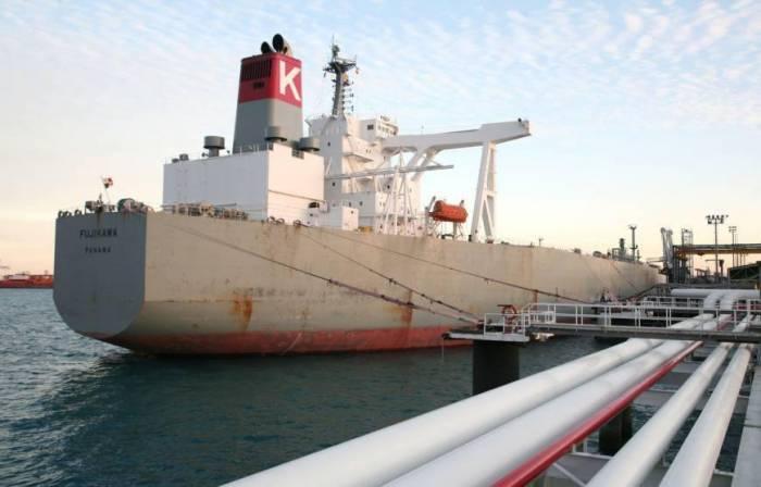 Yaponiya İrandan neft idxalını dayandırır