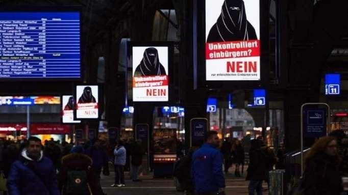 مدينة سويسرية ثانية ستصوت على حظر البرقع
