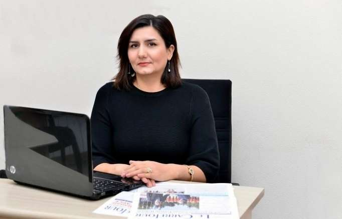 Zeynab Kazımova yeni vəzifəyə təyin olunub