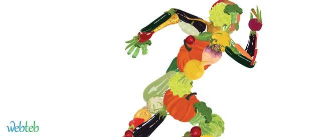 التغذية والرياضة: وجهان لعملة واحدة