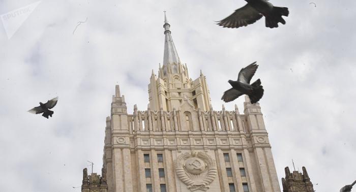 روسيا وغينيا الاستوائية تبحثان العلاقات الثنائية