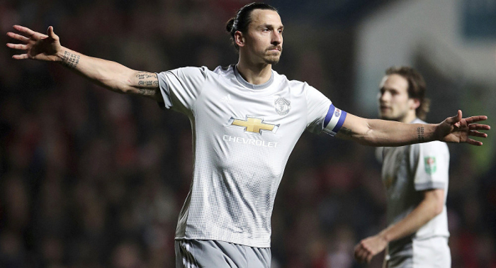 Real Madrid reportedly looking to sign Ibrahimovic as Ronaldo