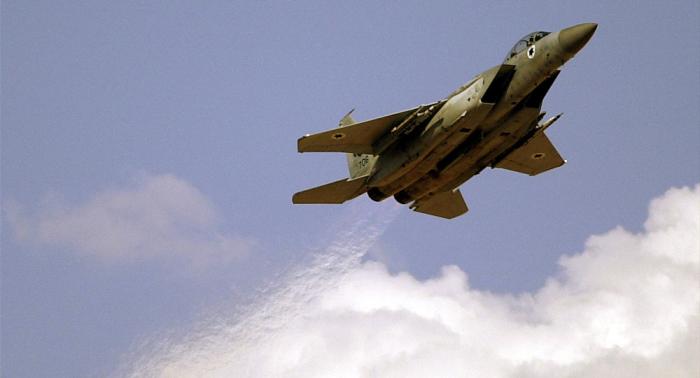 Israeli jets attack targets in Gaza in response to rocket attack on Be'er Sheva