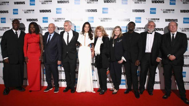 """""""أرامل"""" ستيف ماكوين يفتتحنَّ مهرجان لندن السينمائي"""