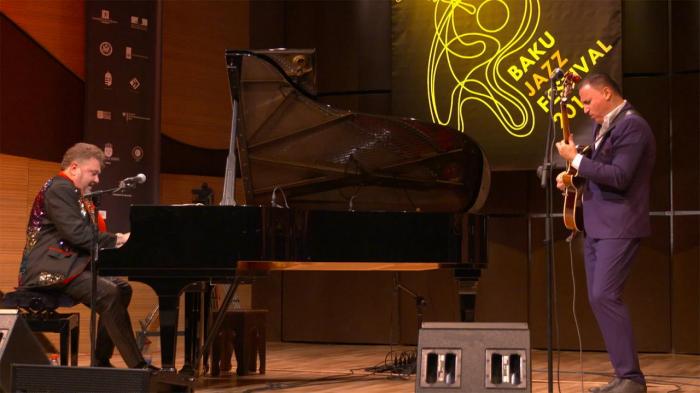 Descubre los artistas con más talento del Festival de Jazz de Bakú