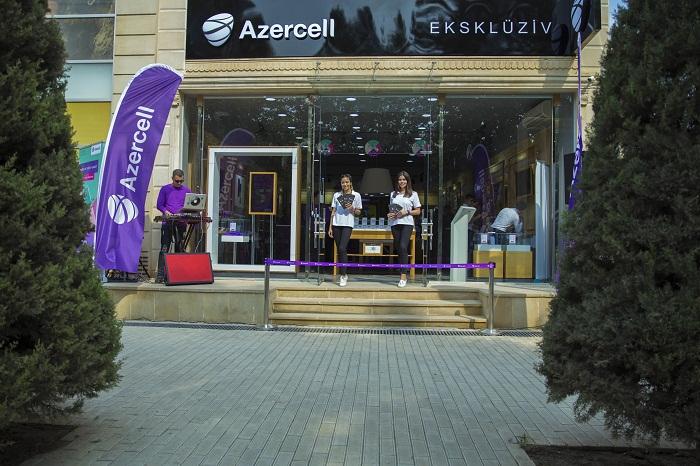 Azercell Ekskluziv indi Ağcabədidə