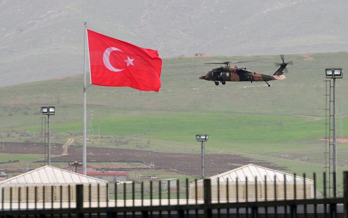 Türk ordusu 9 PKK-çını məhv etdi