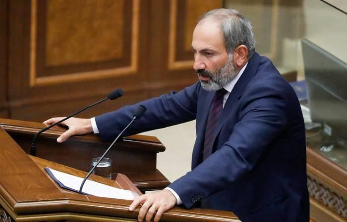 Nikol Pashinian a démissionné