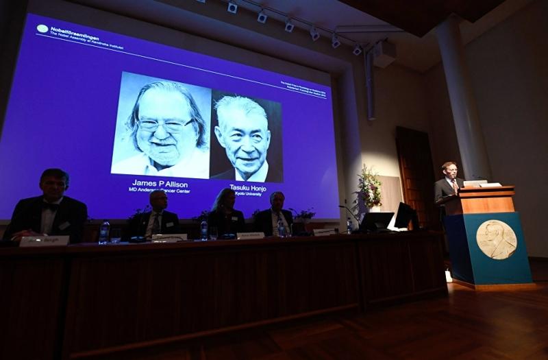 Tibb üzrə Nobel mükafatının sahibləri məlum oldu