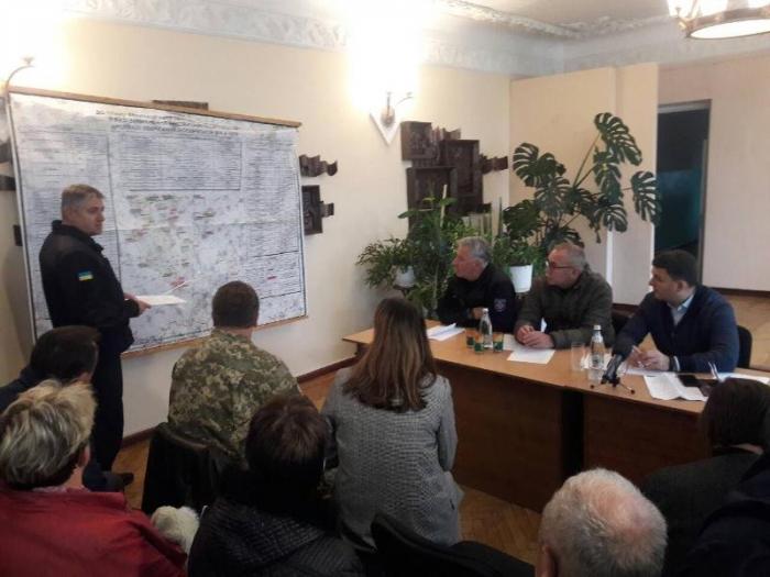Ukraynada hərbi anbardakı partlayış diversiyadır - Baş Qərargah
