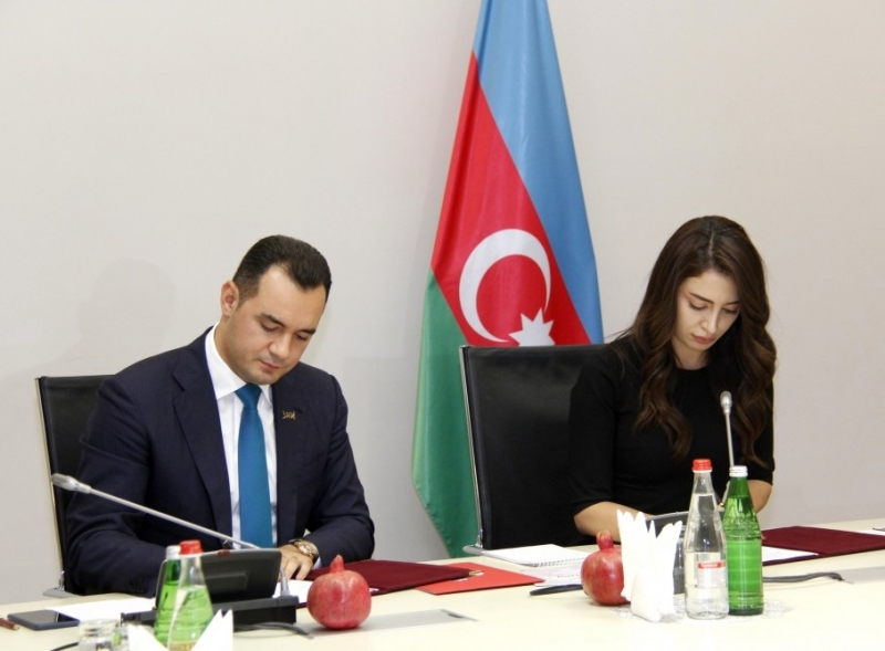 İki qurum arasında memorandum imzalanıb - FOTOLAR