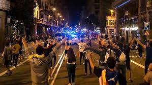 Cataluña: ¿Cuál es la fractura interna del independentismo un año después del referéndum?
