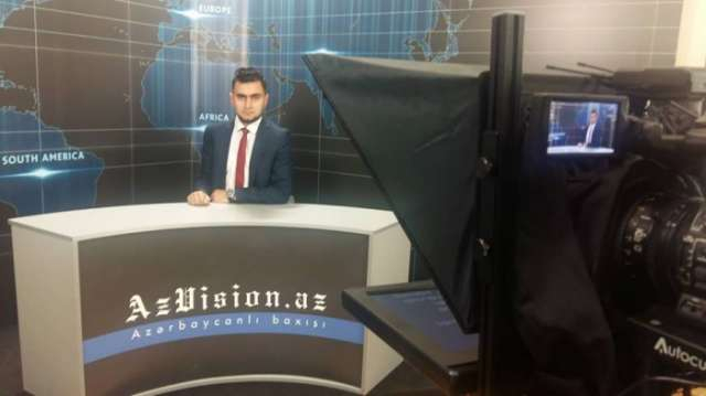 AzVision TV releases new edition of news in German for October 10- VIDEO