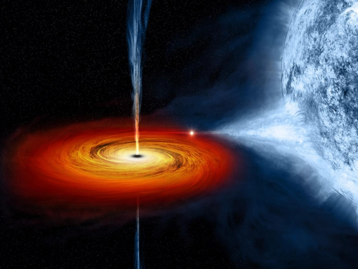 Gamma ray bursts detected coming from 'weird' star