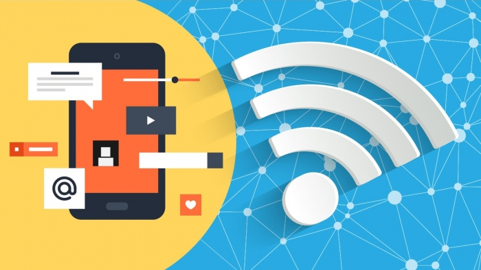 How Does Wi-Fi Work? -iWONDER