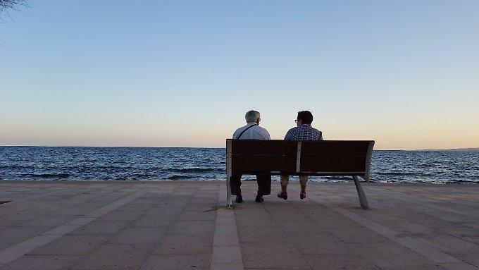 Immer mehr Rentner zieht es in Ausland