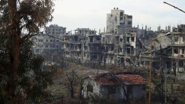 In Syrien lockt ein Milliardengeschäft
