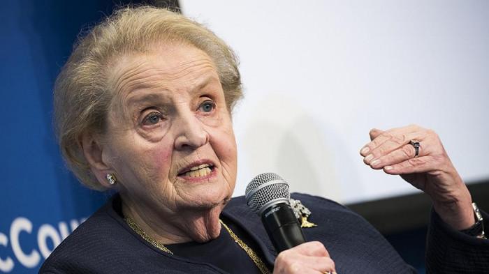 Madeleine Albright: Trump is a