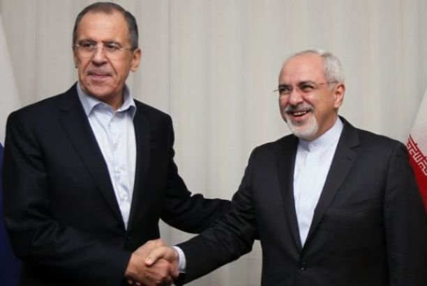 Russian, Iranian FMs discuss global issues, energy co-op
