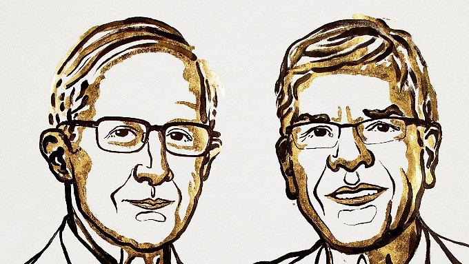 Zwei US-Forscher mit Wirtschaftsnobelpreis geehrt
