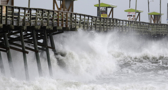 Alabama declares state of emergency as Hurricane Michael targets US coast