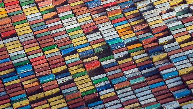 Deutsche Exporte trotzen Handelskonflikten