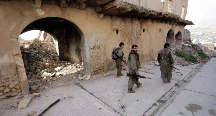 Un ataque del PKK causa un muerto y varios heridos en Turquía