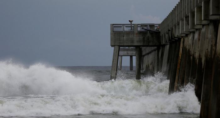 Michael podría tocar tierra en EEUU como un huracán casi de categoría 4