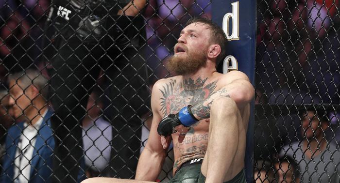Einiges von Khabib abbekommen: Ärzte untersagen UFC-Star McGregor weiteres Training